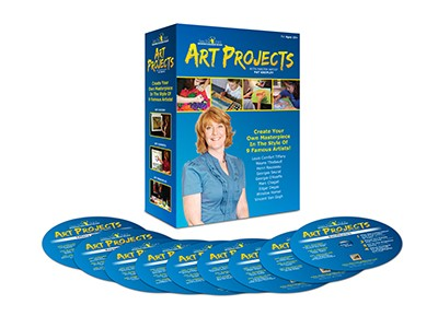 Art Projects - Boxed Set