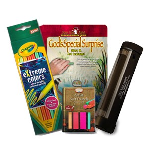 God's Special Surprise - Deluxe Gift Set