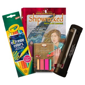 Shipwrecked - Deluxe Gift Set